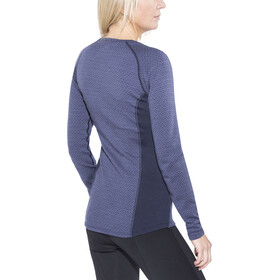 Bergans Snoull Shirt Lady Dusty Blue/Navy/Dusty Light Blue